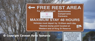free stay campbell town