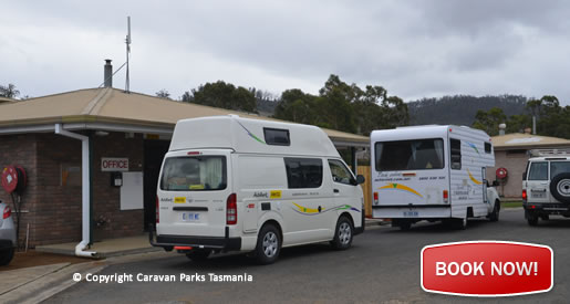 richmond caravan park